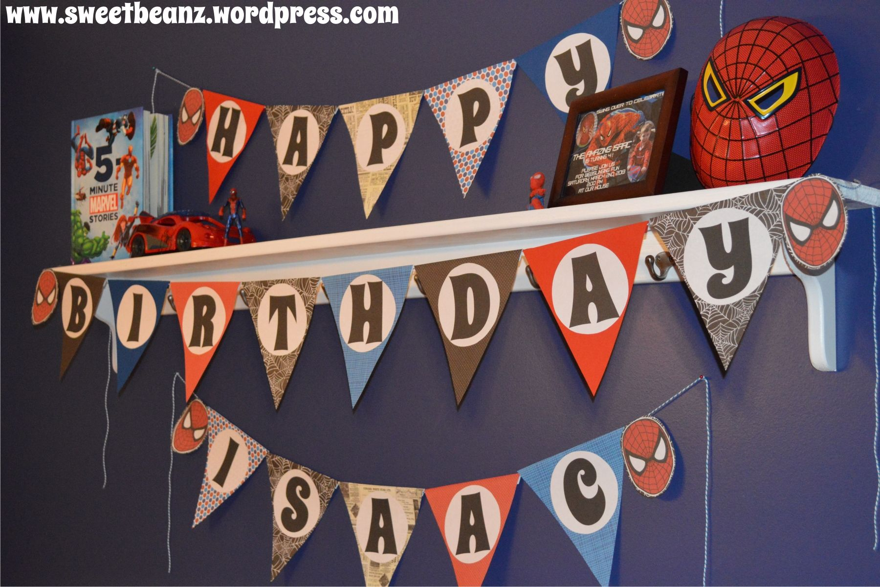 Diy Pennant Banner Template For Your Next Party  Pennant Banner