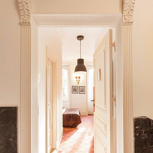 Decoração de Porta de Entrada de Quarto em Gesso / Plaster Bedroom Entrance Door Decoration
