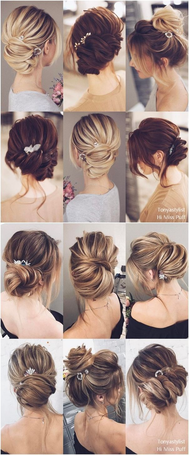 Tonya pushkareva long wedding hairstyles and updos weddings