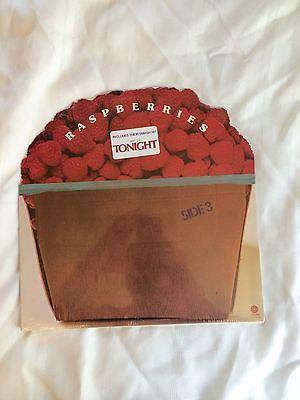 "Raspberries - ""side 3"" Vinyl Album - New and Unopened"
