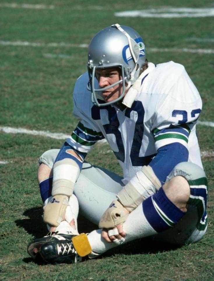 great fit 63c19 03929 Mike Curtis LB for Seahawks, formerly of the Colts. He was a ...