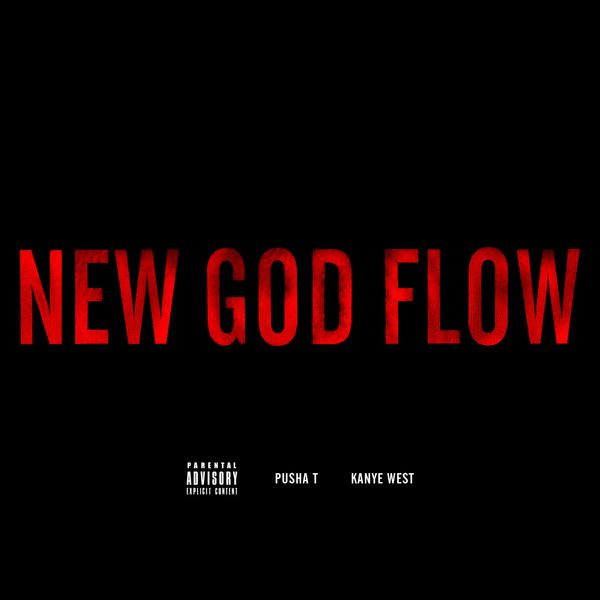 #KanyeWest G.O.O.D music #NewGodFlow