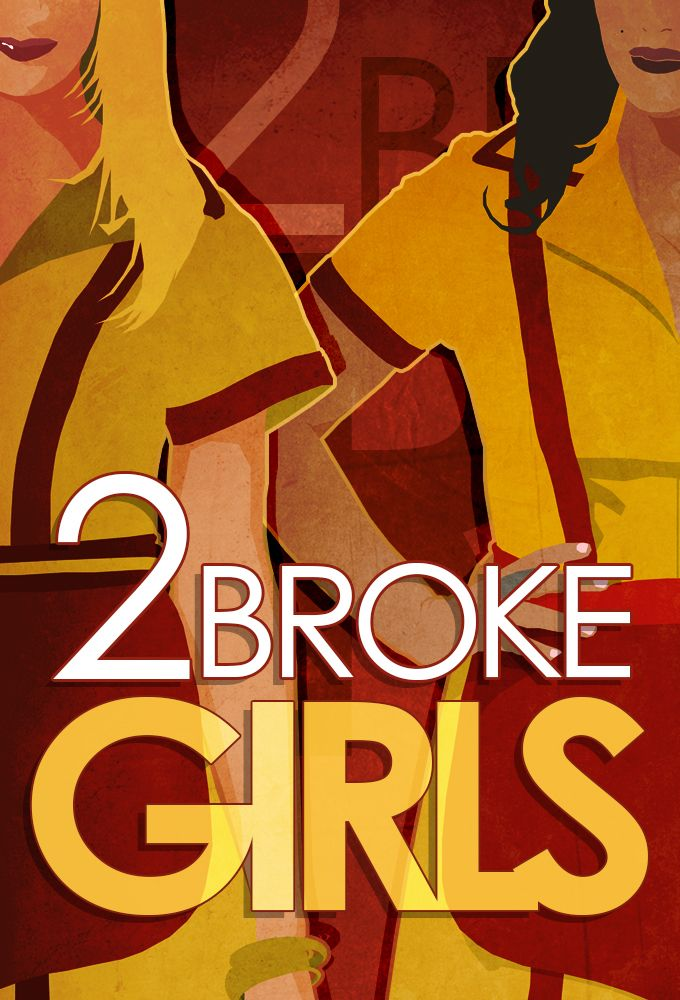 2 Broke Girls, 2013Ongoing // How does this show get on