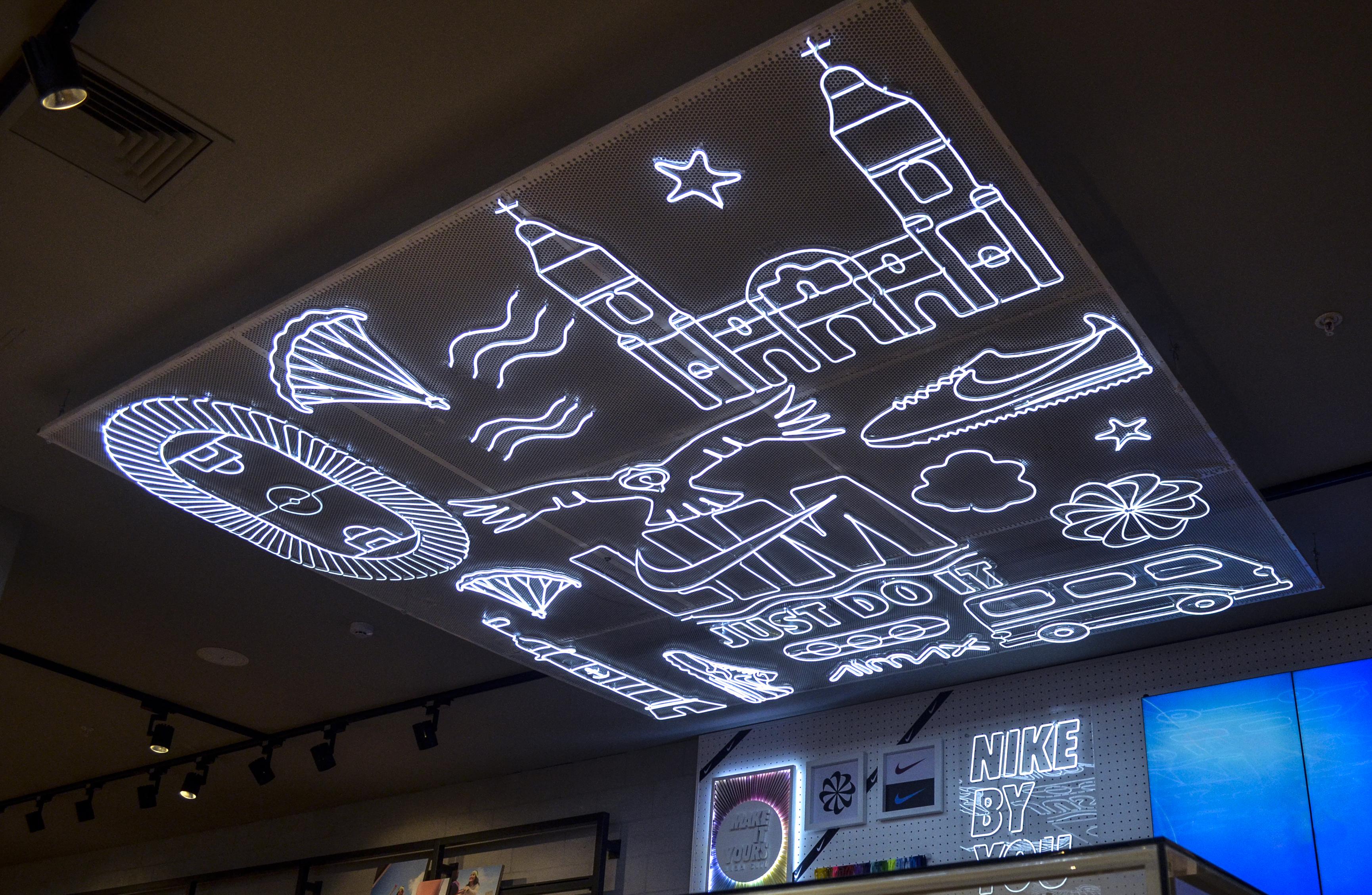 Escrupuloso dentro de poco digestión  Nike Jockey - Centro de personalización | Arquitectura, Nike, Publicitario