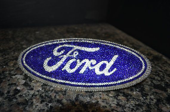 Custom Handmade FORD LARGE Emblems With 100  by IceMyWorld on Etsy, $175.00