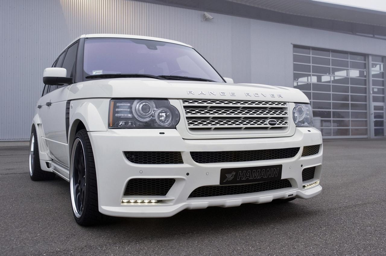 Фото › 2011 Hamann Range Rover 5.0i V8 Supercharged