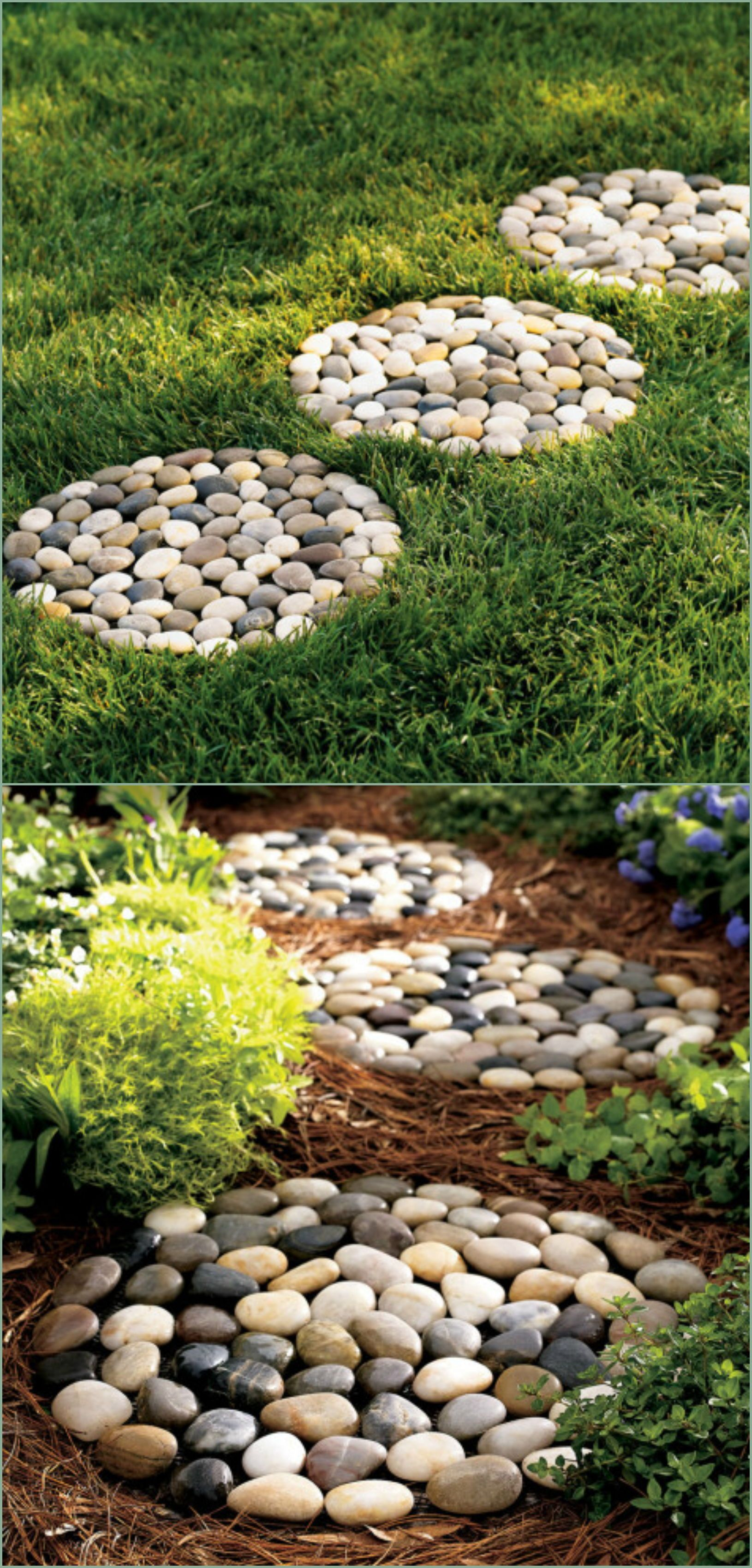 Weve Rounded The Corners Of Our Popular River Stone Rectangular