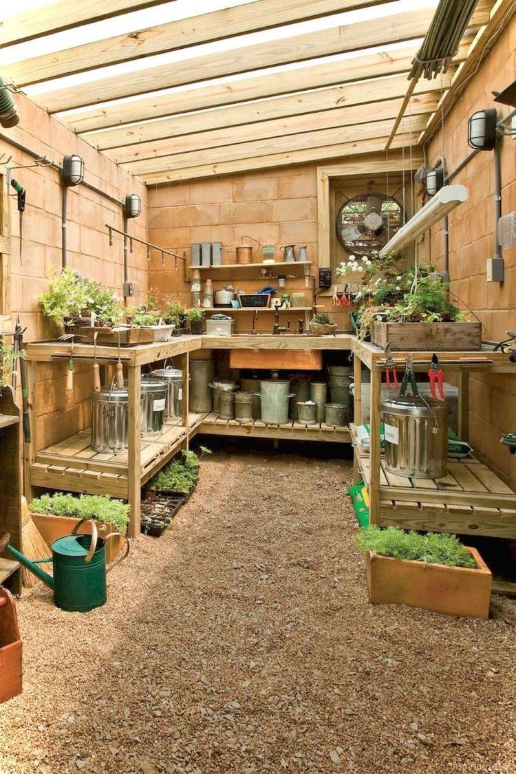 Smart Garden Shed Organizations Ideas   Garden Sheds   Pinterest ...