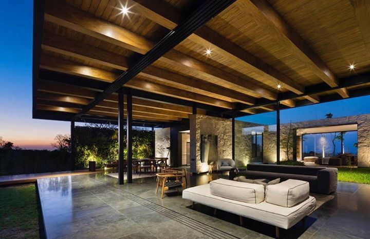 DÉSIRÉE DIVANI: A villa, furnished with DESIREE upholstered ...
