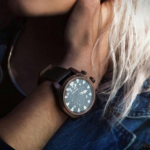 thương hiệu đồng hồ đeo tay police