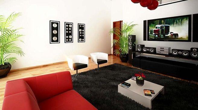 Estilo masculino para un espacio exclusivamente masculino for Decora tu apartamento