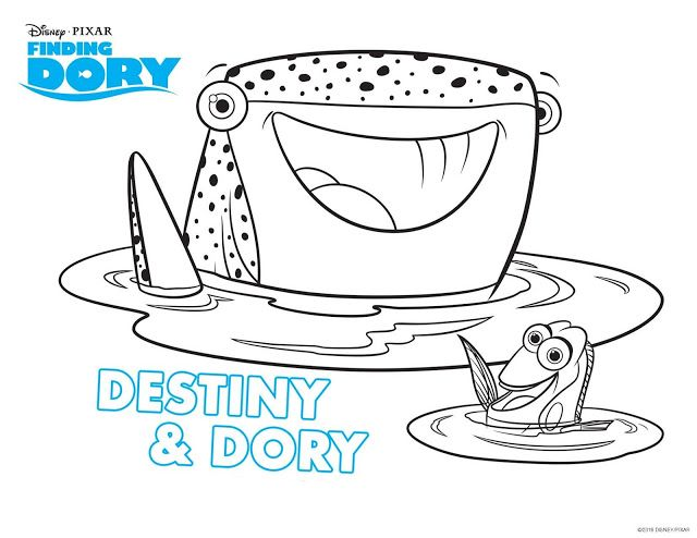 Happywithprintables Finding Dory Coloring Sheets Finding Nemo Coloring Pages Nemo Coloring Pages