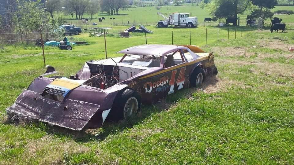Retired With Images Stock Car Vintage Race Car Old Race Cars