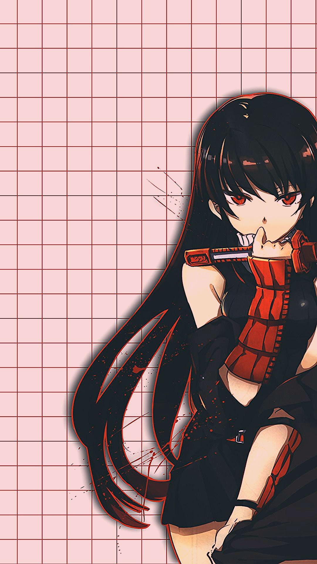 Akame ga Kill!♡ if you downloaded RB or Like ^^ Si