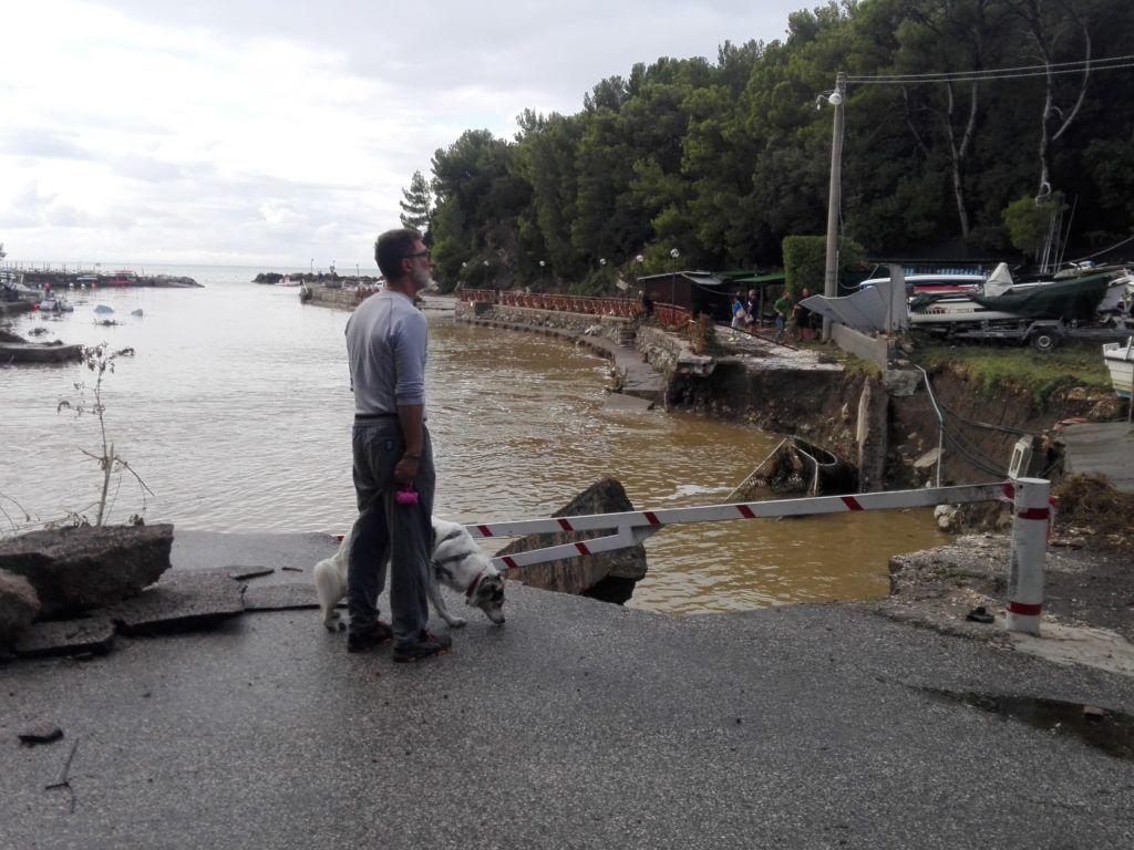 Alluvione, la devastazione a Chioma - QuiLivorno.it