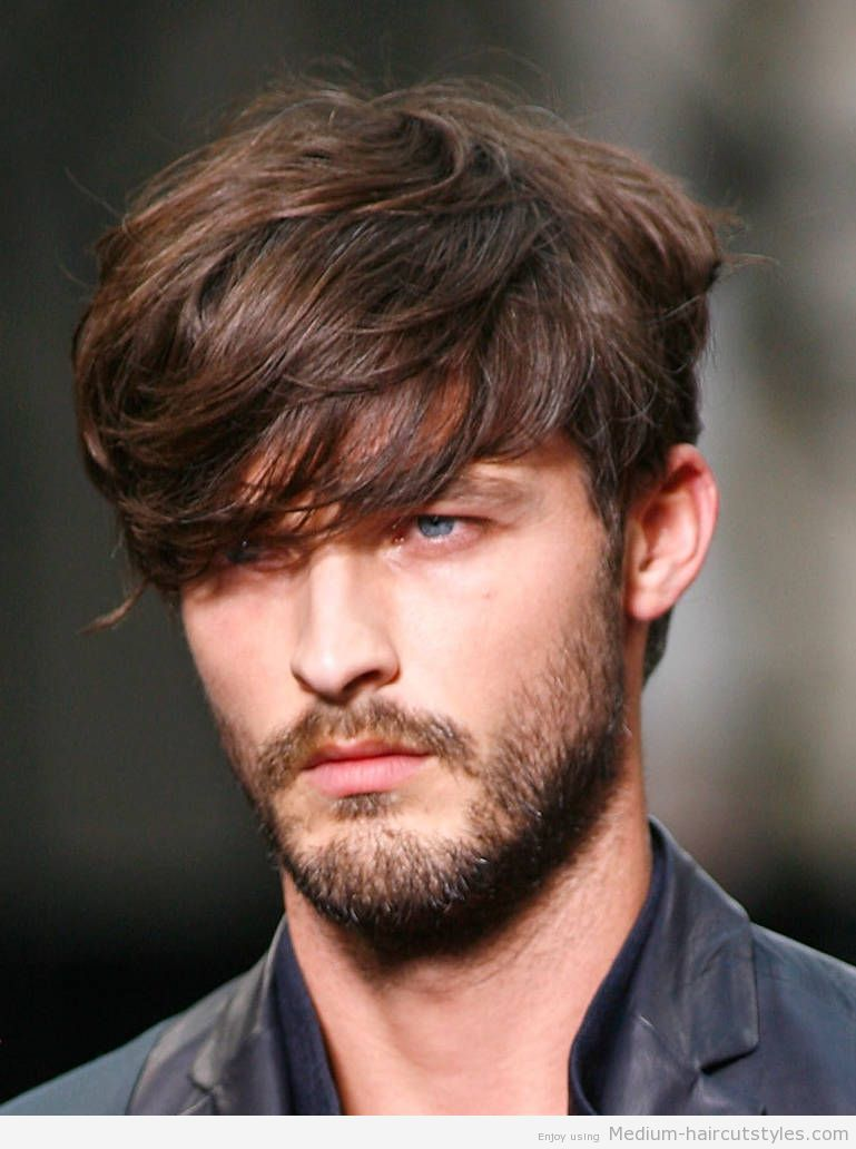 nice haircuts for men with thick hair 2016 | female celebrities