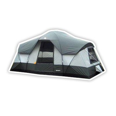 Tahoe Gear Olympia 10 Person Three Season Family Tent Tahoe Gear //  sc 1 st  Pinterest & Pin by jraster on We are going camping | Pinterest | Family tent ...