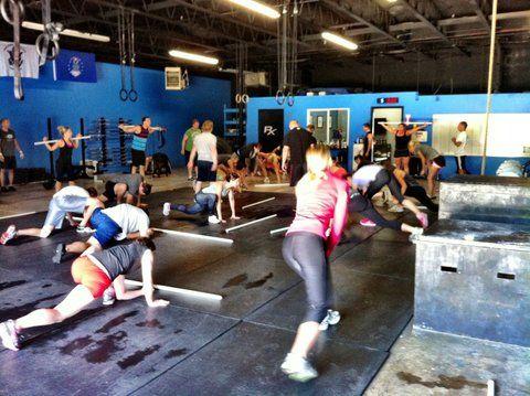 CrossFit Sandy - WOD BLOG