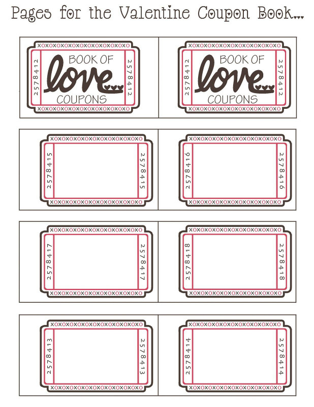 Blank Food Web Template New Blank Coupon Template Printable Cumed Org Cumed Dia Dos Namorados Feito Em Casa Presentes Artesanais Para O Namorado Cupoes De Amor