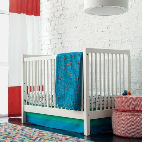 Design A Nursery in Six Steps, The Crib