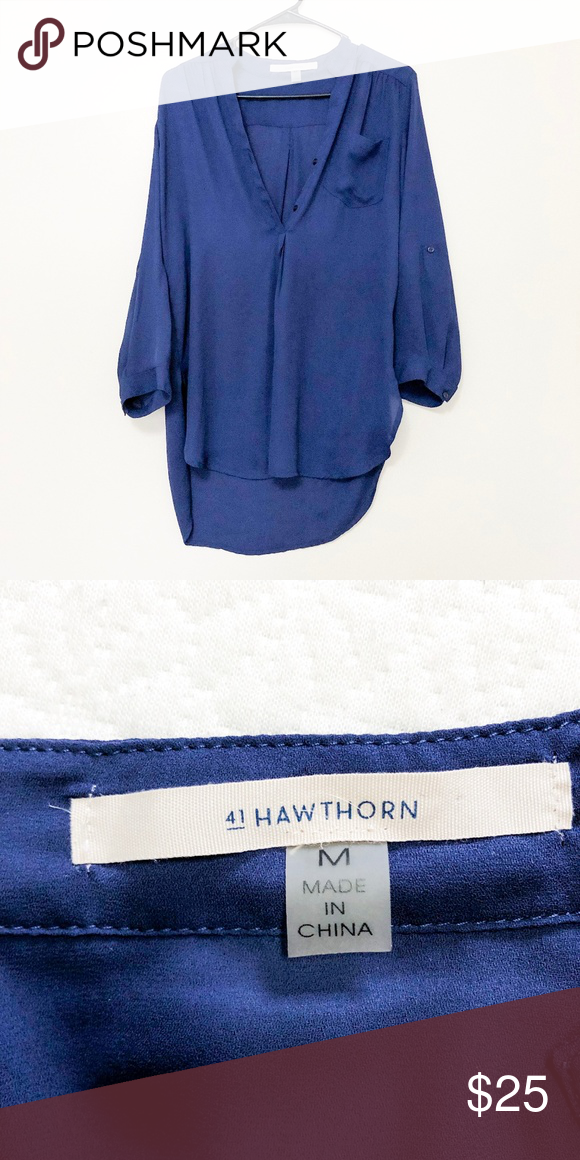 3efe5bf9c8e Stitch Fix 41 Hawthorn Colibri Blouse Make an offer! Details  - size medium  -