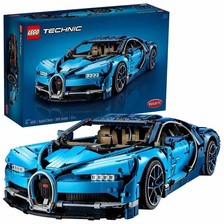 Lego Buggati Bugatti Chiron Lego Technic Bugatti