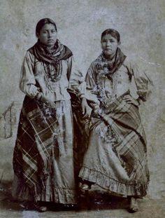 Kickapoo women