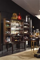 Bob Mackie Home Signature Bar Cabinet American Drew Furniture