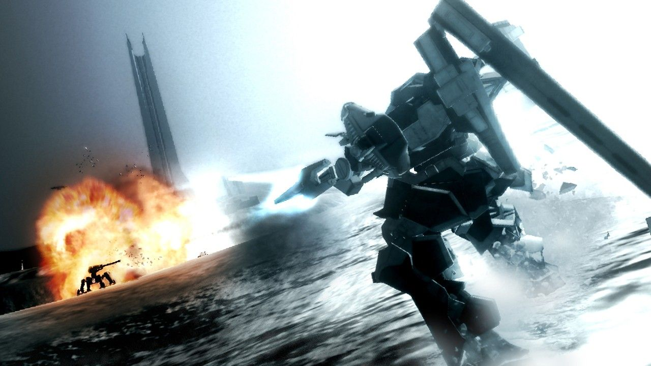 Armored Core Wallpaper X Top Images Archive