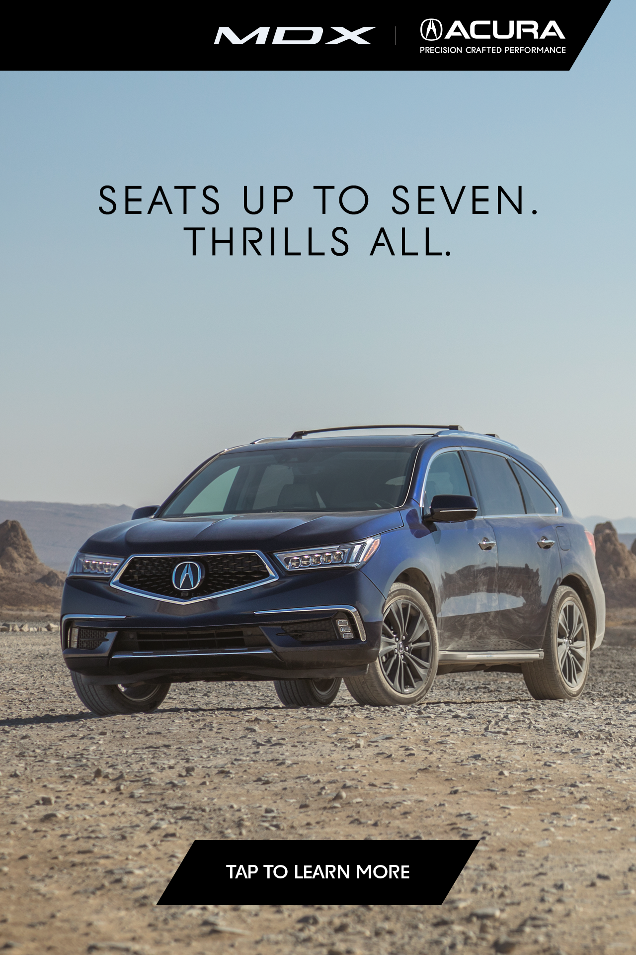 The 2020 Acura Mdx Seats Up To Seven Thrills All Concept Cars Acura Rims For Cars