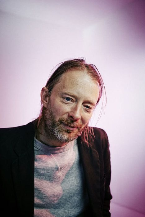 "Thom Yorke: 'If I can't enjoy this now, when do I start?'  ""They [Apple & Google] have to keep commodifying things to keep the share price up, but in doing so they have made all content, including music and newspapers, worthless, in order to make their billions. And this is what we want?""  - Thom Yorke"