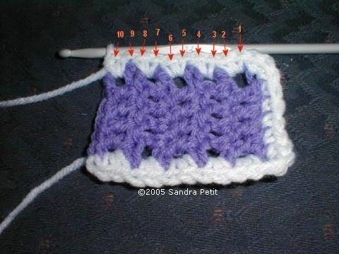 Crochet cabana learn to crochet, free patterns, tutorials.