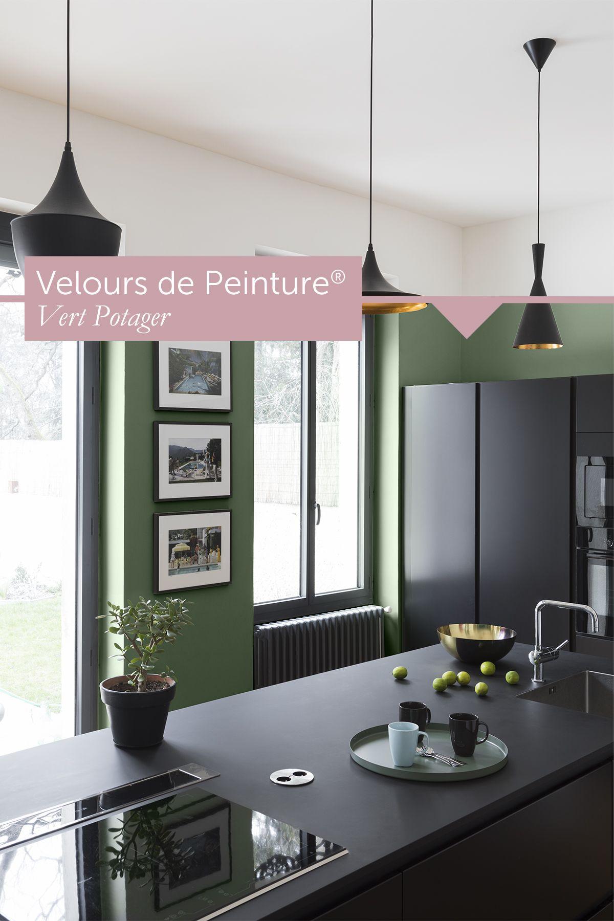 Peinture Murale - Velours de Peinture ® - Libéron  Décoration