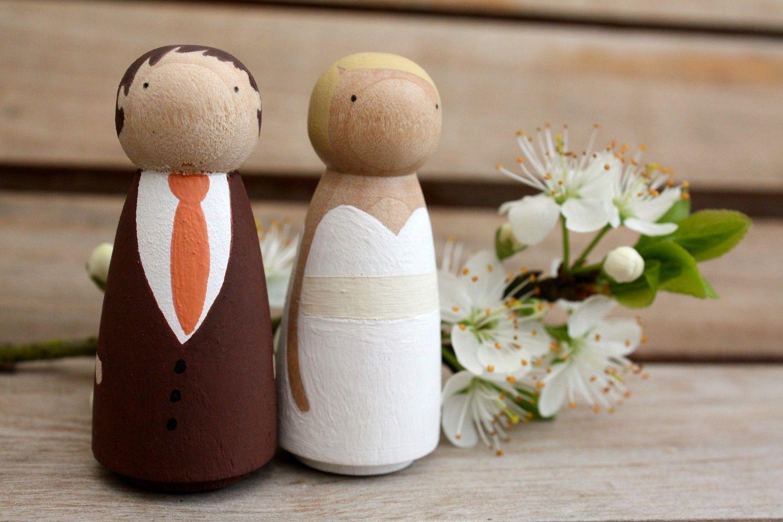 Svadobné postavičky