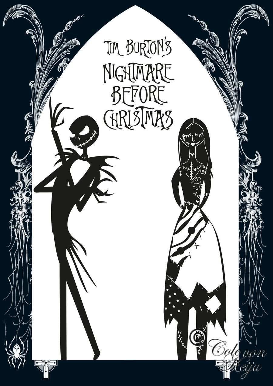 nightmare before christmas wedding invitations - Google Search ...