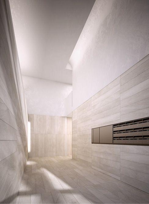 Best Corridor Design: PIPI - Smart Design Studio - Sydney Architects