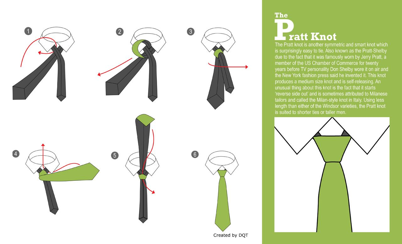 How To Tie A Pratt Knot 5 Of 21 By Dqt Trinity Diagram