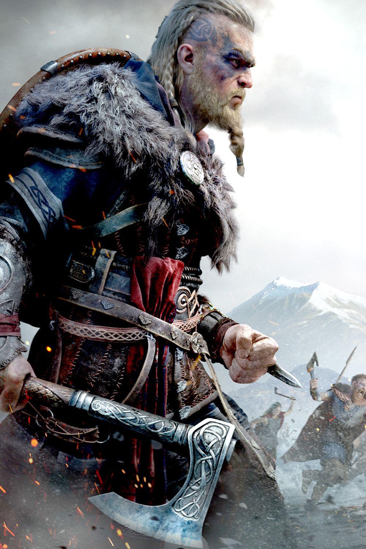 AC series VIKING in 2020 Assassin's creed, Vikings