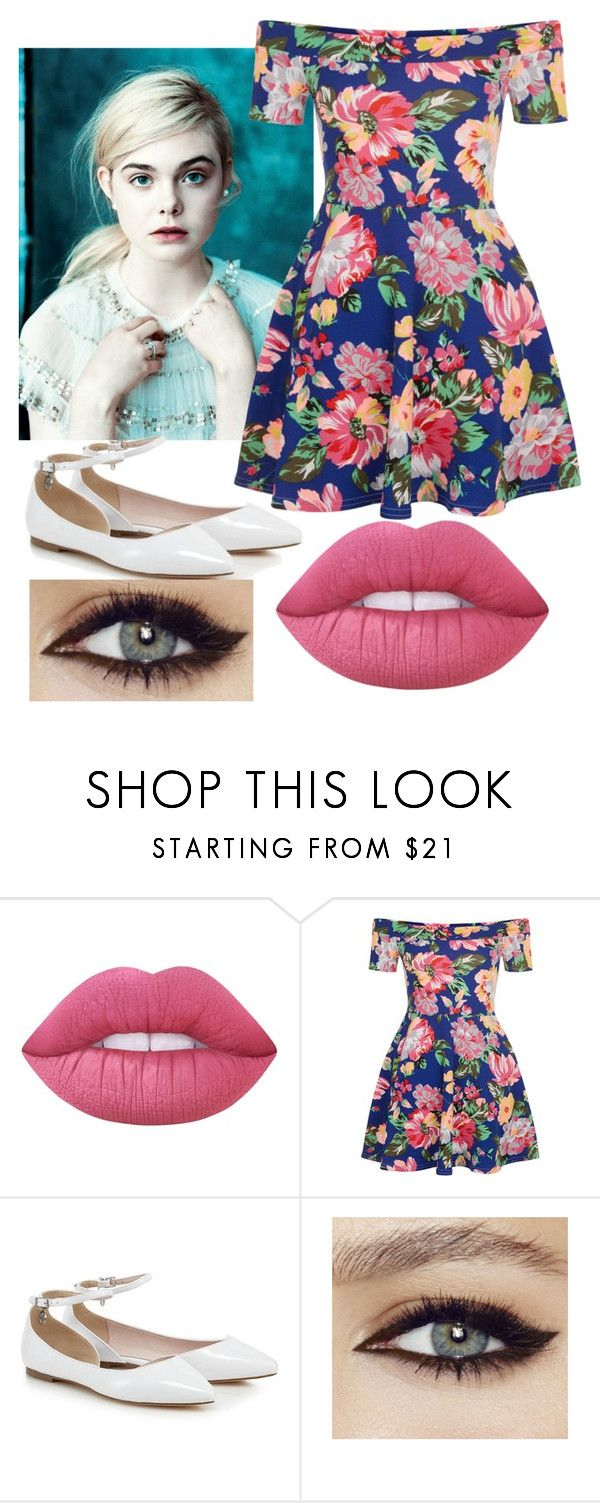 """""""Eliza Adams #1"""" by mrskieravaldez-miaphilips ❤ liked on Polyvore featuring beauty, Lime Crime and New Look"""