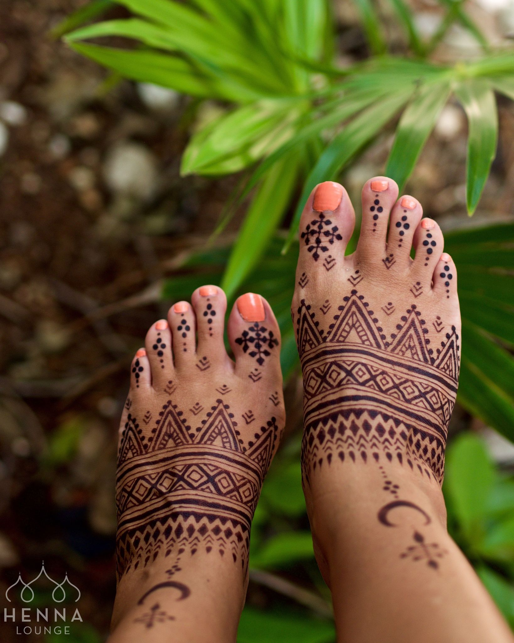 Pin By Leyla Shemesh On Henna Feet