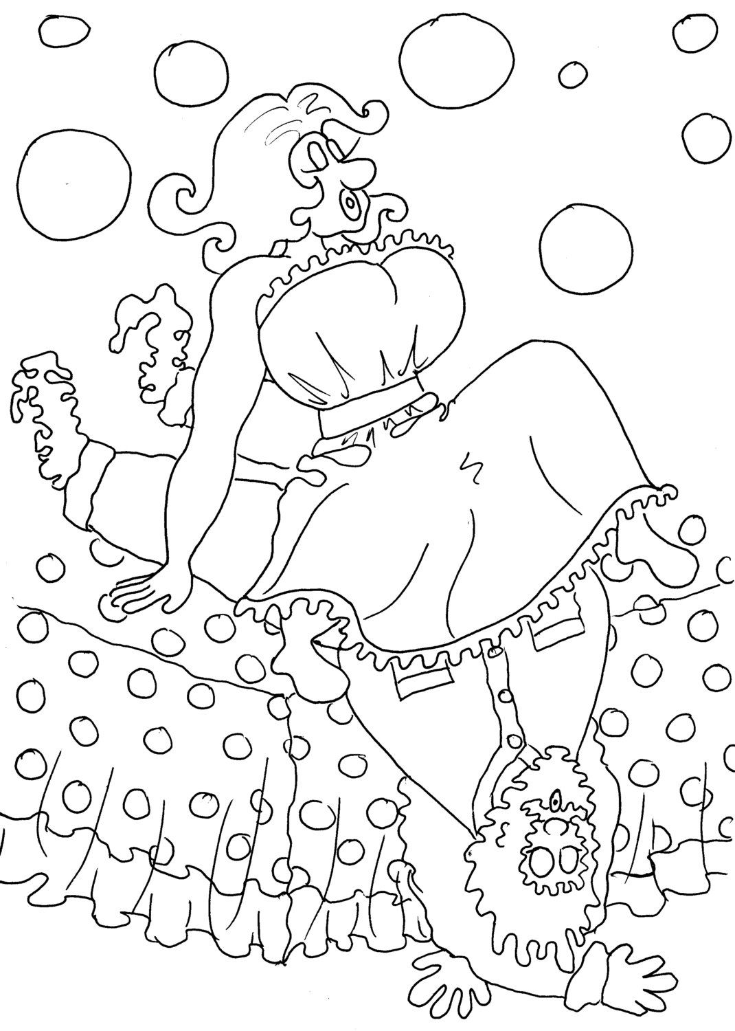 the supernova sexy coloring pages for adults from the chubby art cartoon colouring book for sex maniacs two 50 more kama sutra poses