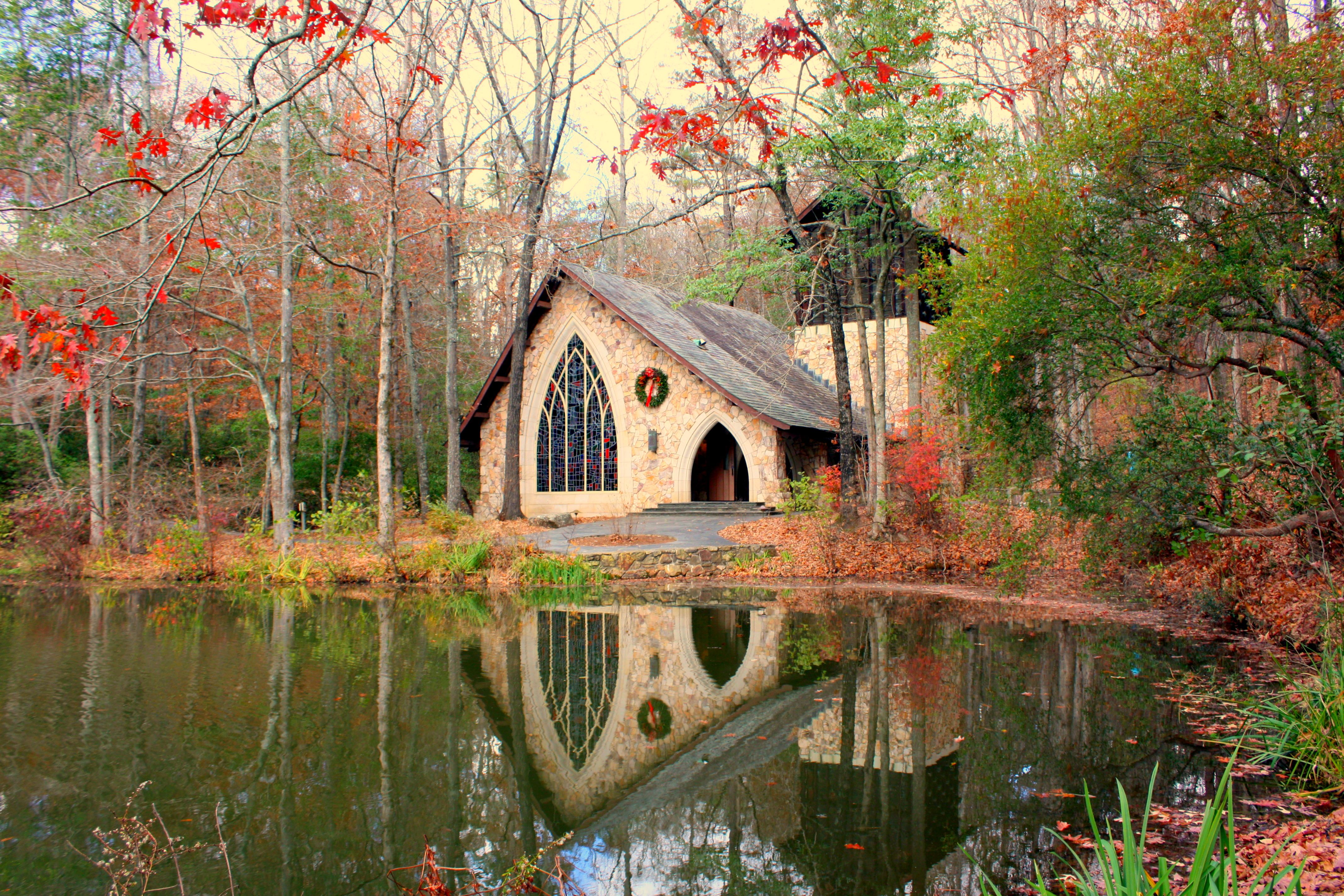 Callaway Gardens in the Fall at the chapel | Georgia | Pinterest ...