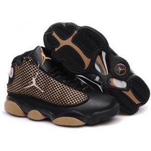 Air Jordan 13 shoes-Cheap Men's Nike Air Jordan 13 Shoes Black/Brown 13  Shoes For Sale from official Nike Shop.