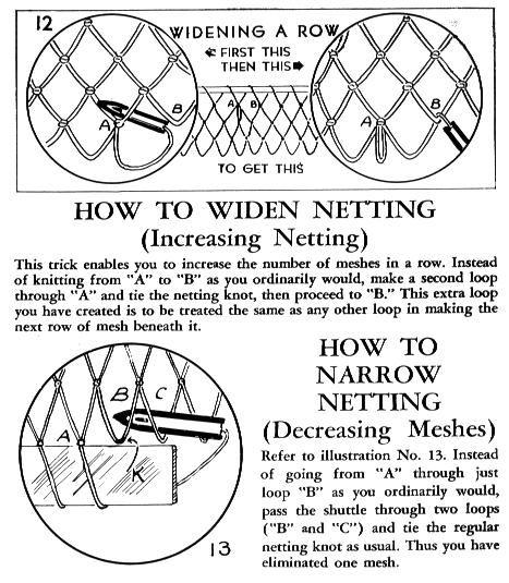 how to make a cast net  netmaking  castnets  weaving  nets