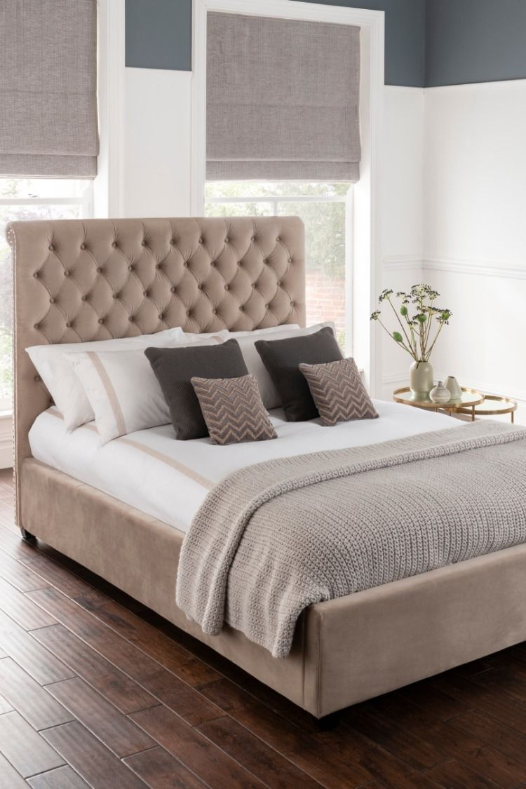 Fabric Bed Frames 4 6
