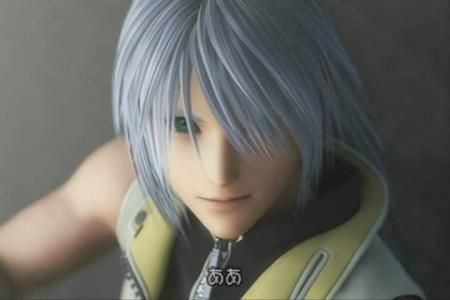 Kingdom Hearts- Riku