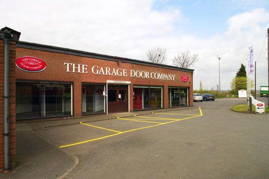 The Garage Door Company Leicester Showroom The Garage Door