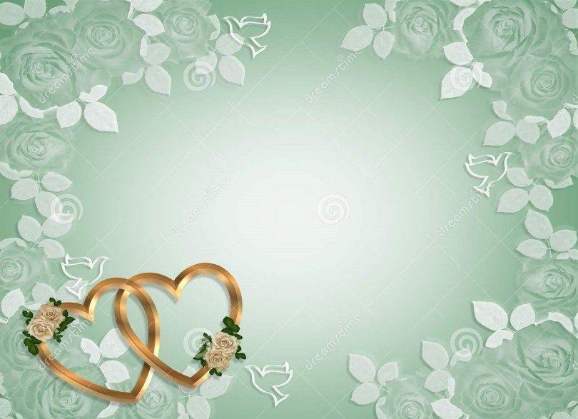 26 Wonderful Image Of Blank Wedding Invitations Blank
