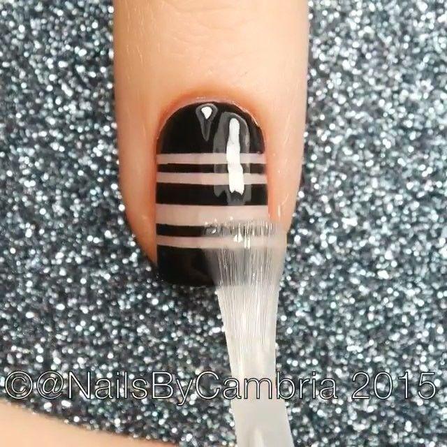 """Beautiful Nails from @nailsbycambria☺️"""