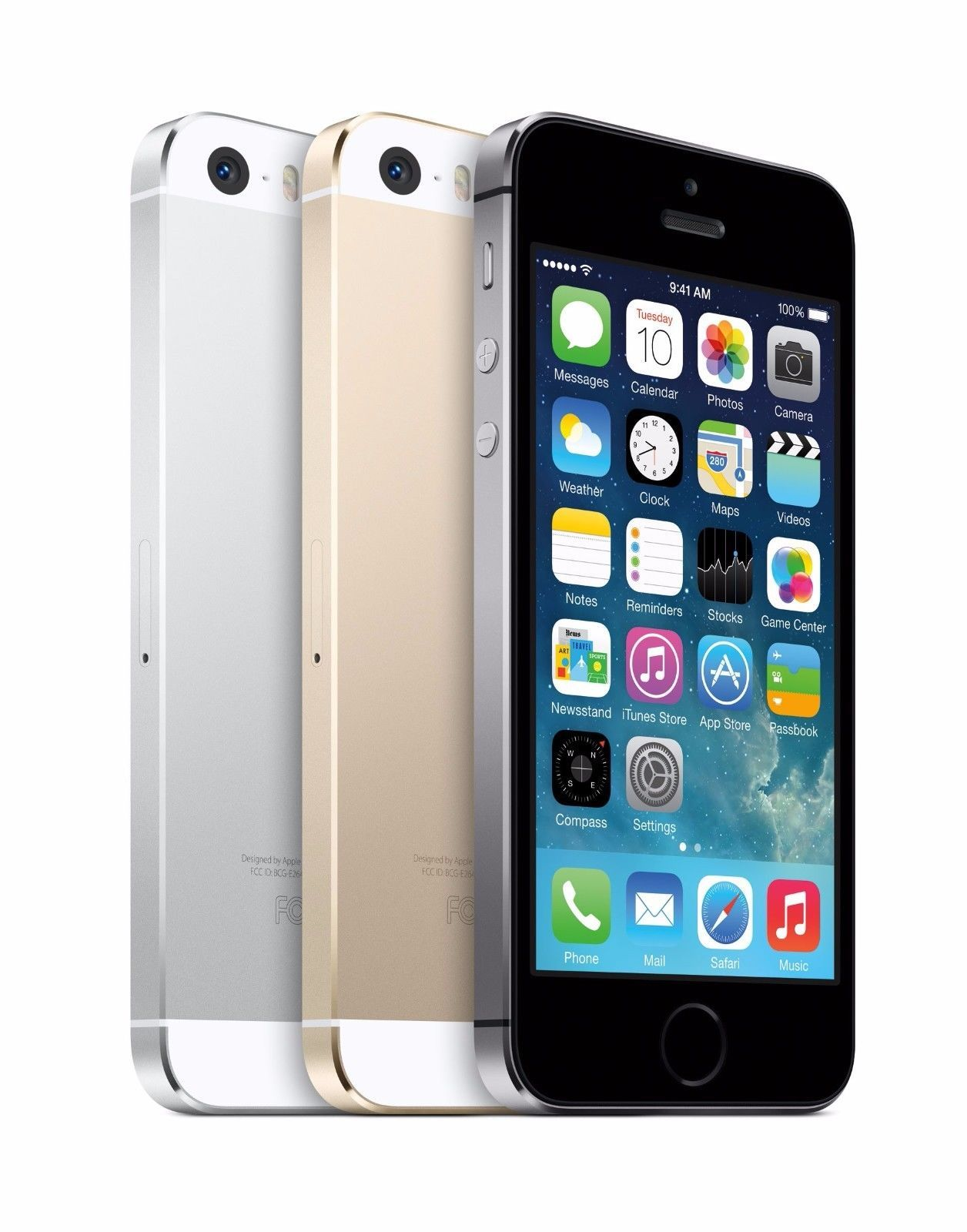 iphone apple ios Apple iPhone 5s Smartphone 16GB Choose AT&T or GSM Unlocked Gold Black 4g 109 00 Item specifics Condition Seller refurbished An